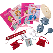 Ideal Tammy Accessory Lot
