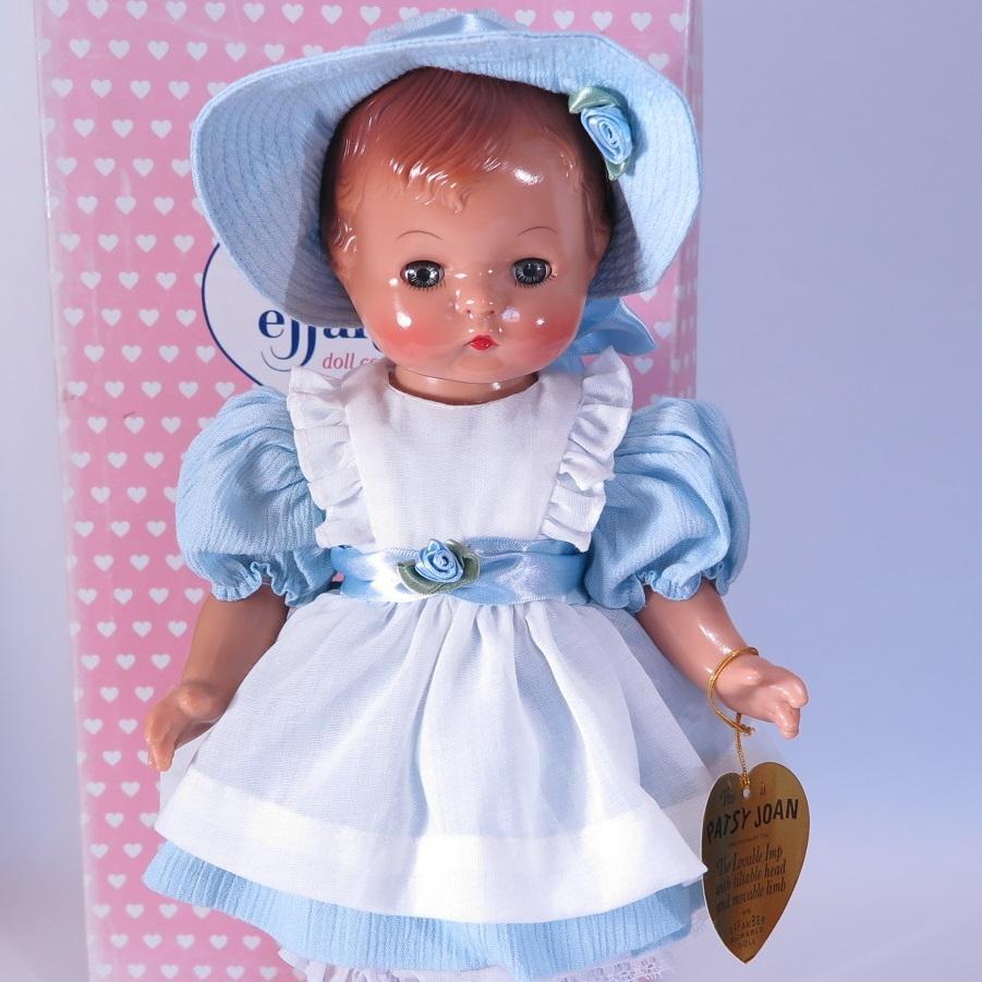 Effanbee Patsy Joan Reproduction Doll