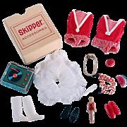 Vintage Skipper Accessories by Mattel