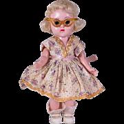 Platinum Bent Knee Ginny doll by Vogue