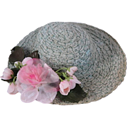 Madame Alexander Cissy Hat #2130 from 1957