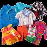 Mattel Francie Mod Clothing Lot