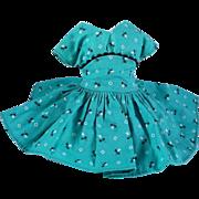Little Miss Revlon #9351 Percale School Dress by Ideal