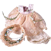 Strung Ginny outfit Pamela #60 from the 1952 Debutante Series