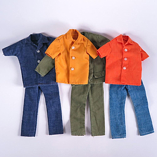 Mod Ken Vintage Clone Clothing