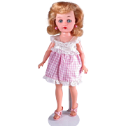 Miss Nancy Ann 1950's 10 1/2 inch Fashion Doll