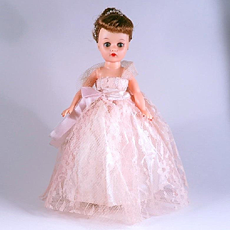 Miss Nancy Ann 1950's 10 1/2 Inch Fashion Doll
