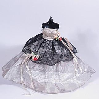 Little Miss Revlon Debutante Gown #9159 by Ideal
