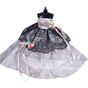 Little Miss Revlon Debutante Gown #9159 by Ideal