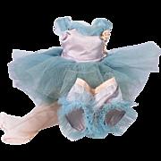 1950's Madame Alexander Margot Ballerina Costume