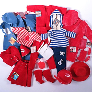 Clothing and Accessories for Barbie, Clone Babs and Others
