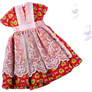Little Miss Revlon #9127 Pinafore by Ideal