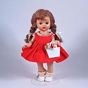 Straight Leg Walker Muffie Doll by Nancy Ann