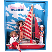 Rare Tammy Catamaran with Sailing Crew by Ideal