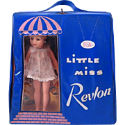 Little Miss Revlon, Case and Clothing by Ideal