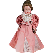 Effanbee Anne Shirley Composition 15 inch Composition Doll