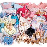 Vintage Baby Clothing and Accessories