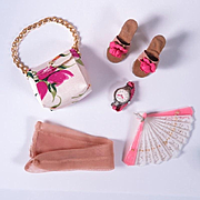 Accessory Collection for Cissy, Miss Revlon and other Fashion Dolls of the 1950's