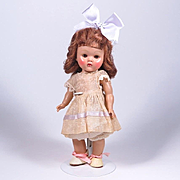 Vogue Ginny Strung Doll in Early Vogue Tagged Outfit