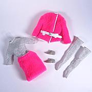 Mod Barbie Snug Fuzz #1813 by Mattel