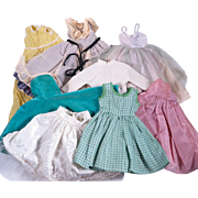 Vintage Clothing for 18 - 20 Inch Fashion Dolls of the 1950's