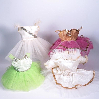 1950's Ballet and Figure Skating Costumes