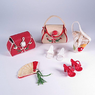 Vintage Purses and Accessories for Cissette by Madame Alexander