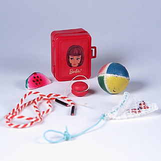 Vintage Accessories for Barbie's Sister Skipper by Mattel