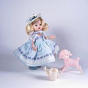 Rare 1953 First Year Muffie Little Bo Peep by Nancy Ann