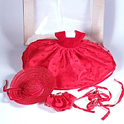 1950's Cosmopolitan Ginger Boxed Outfit