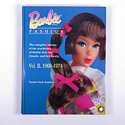Barbie Doll Fashion Vol II 1968-1974 Sarah Sink Eames