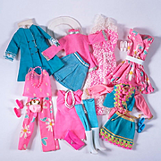 Mod Barbie and Barbie Clone Clothing and Accessories