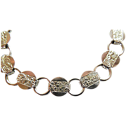 """Sarah Coventry """" Young and Gay"""" bracelet  6 3/4"""""""