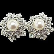 "Sarah Coventry ""Ultima"" earrings 1968"