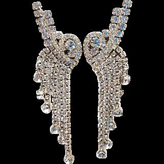 Supreme Juliana Duster Rhinestone earrings Confirmed