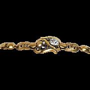 Super bold and chunky vintage bracelet