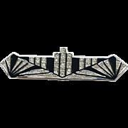 SPHINX England deco style Brooch Pin