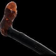 Irish Shillelagh Blackthorn walking stick