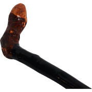 Irish Shillelagh Blackthorn walking stick