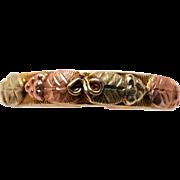 Black Hills Gold 14K Band Ring