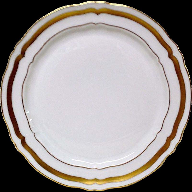 """Raynaud Ceralene Marie Antoinette 6 1/2"""" Bread & Butter Plate"""