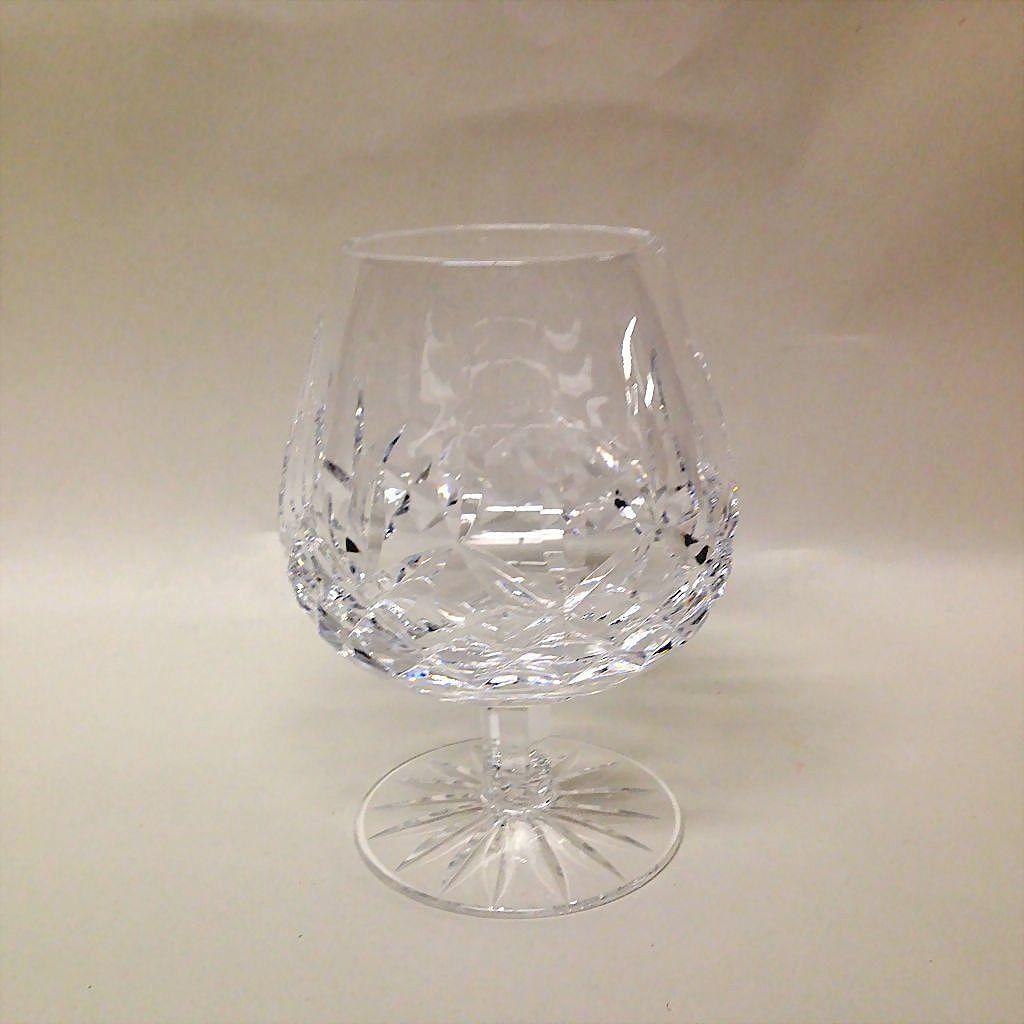 Waterford lismore brandy or cognac glass from grandviewfinetableware on ruby lane - Waterford cognac glasses ...