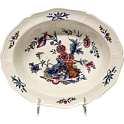 Wedgwood Williamsburg Potpourri Queensware Oval Vegetable