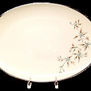 Mid-century Lenox Wyndcrest (A500) Large Oval Platter