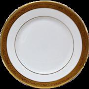 Raynaud Ceralene Ambassodor Gold Salad Plate