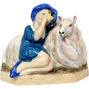 "Royal Worcester ""Little Boy Blue"""