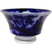 John Wedge Wood Chapoo Flow Blue Handleless Cup