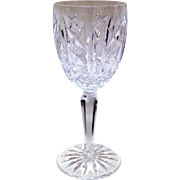 Waterford Glengarriff Claret Goblet