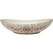 Lenox Coquette G-512 China Oval Vegetable