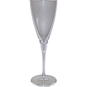 Baccarat Dom Perignon Pattern Sherry Goblet